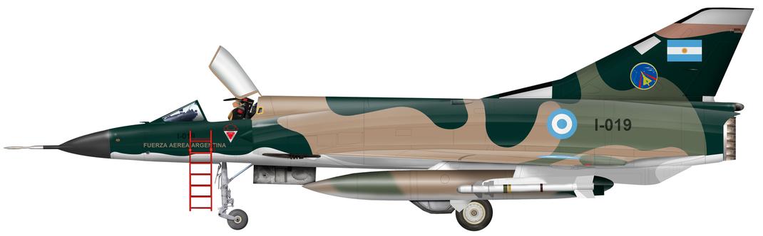 Dassault Breguet Mirage IIIE