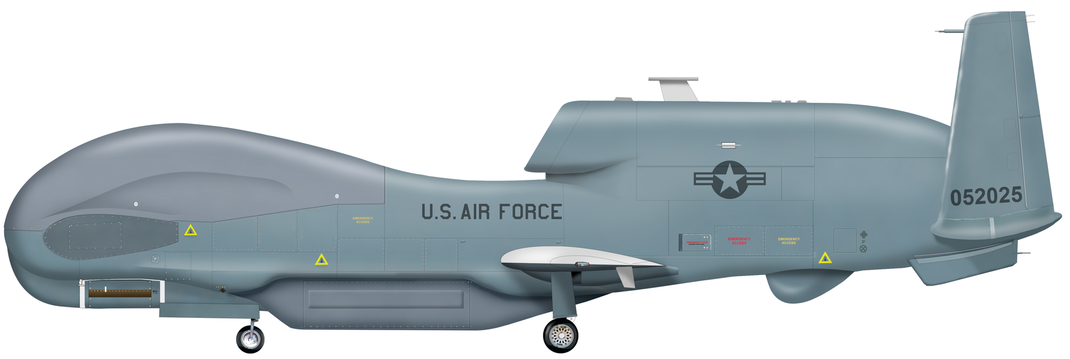 Northtop Grumman RQ-4B Global Hawk