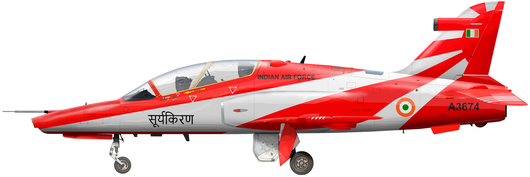 Bae Hawk Mk132