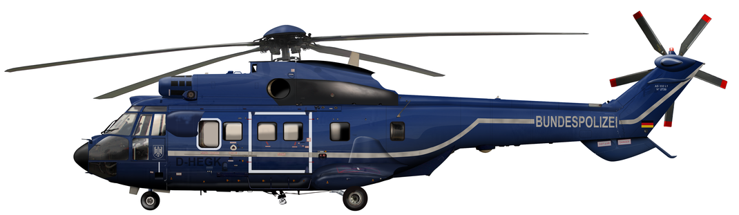 Eurocopter AS-332L Super Puma