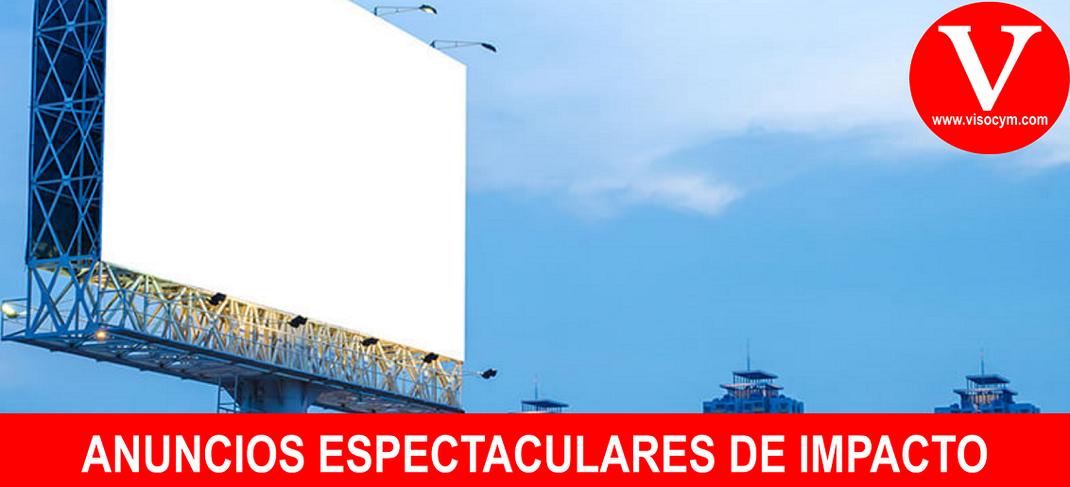 ANUNCIOS ESPECTACULARES DE IMPACTO