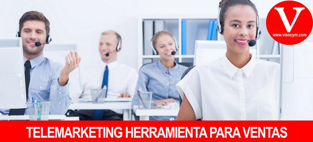 TELEMARKETING HERRAMIENTA PARA VENTAS