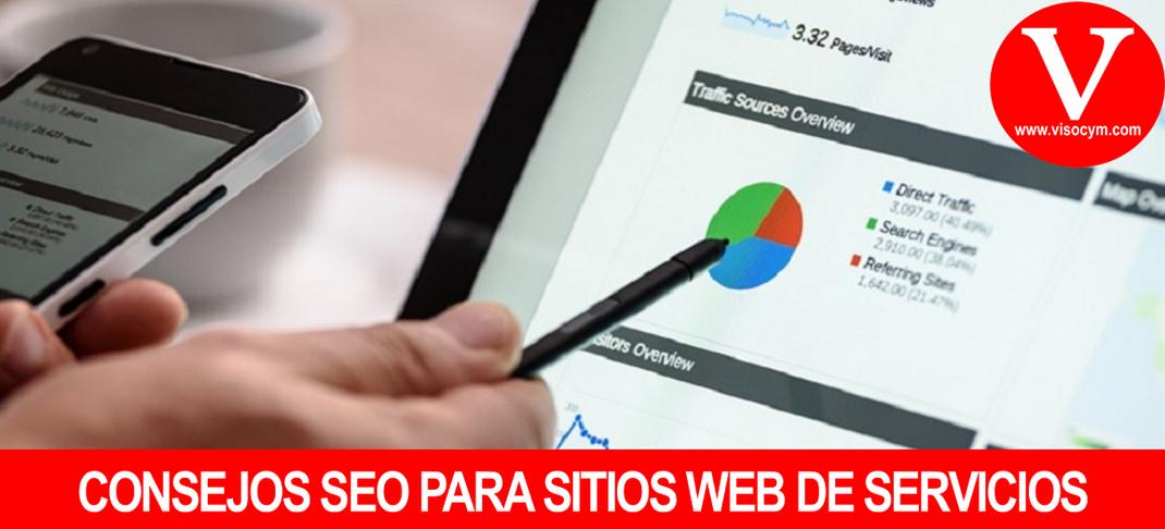CONSEJOS SEO PARA SITIOS WEB DE SERVICIOS
