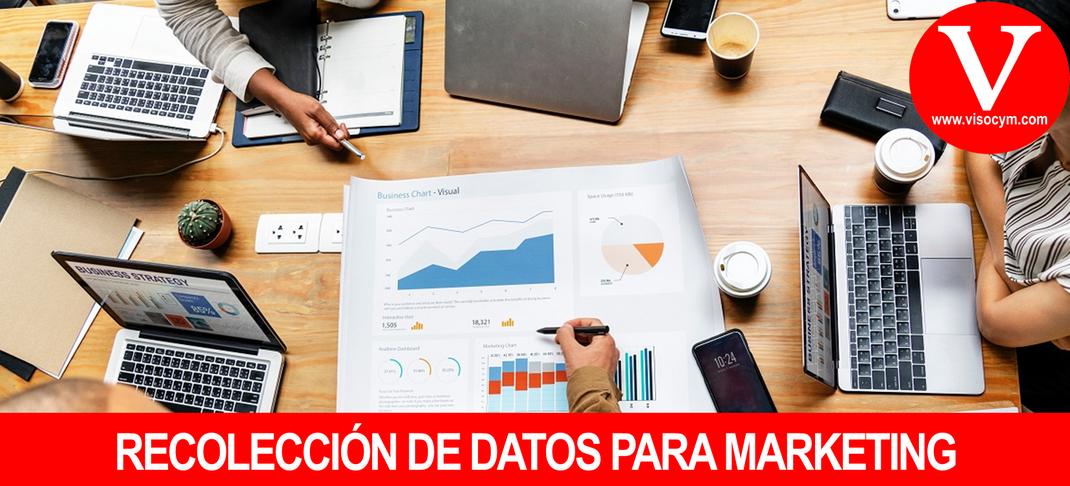 RECOLECCIÓN DE DATOS PARA MARKETING