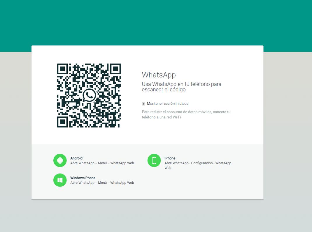 Como utilizar whatsapp en una computadora