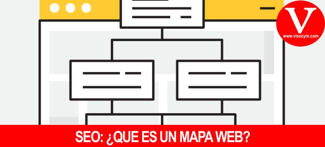 SEO: ¿QUE ES UN MAPA WEB?