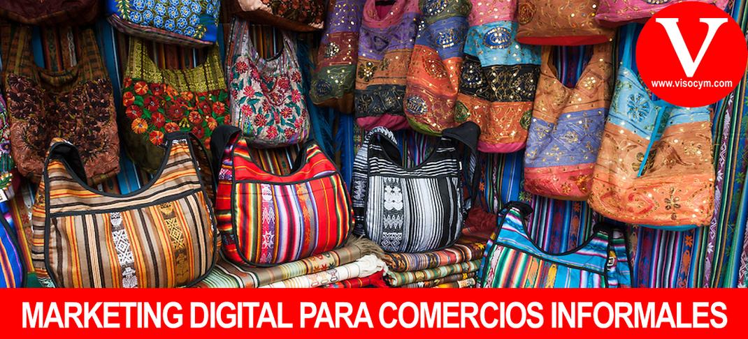 MARKETING DIGITAL PARA COMERCIOS INFORMALES