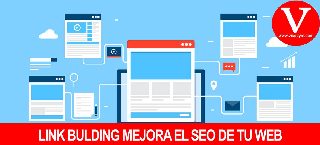 LINK BULDING MEJORA EL SEO DE TU WEB CON ENLACES COMPARTIDOS