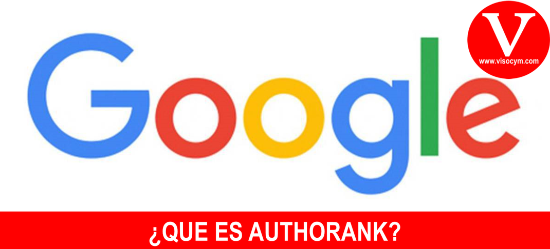 ¿QUE ES AUTHORANK?