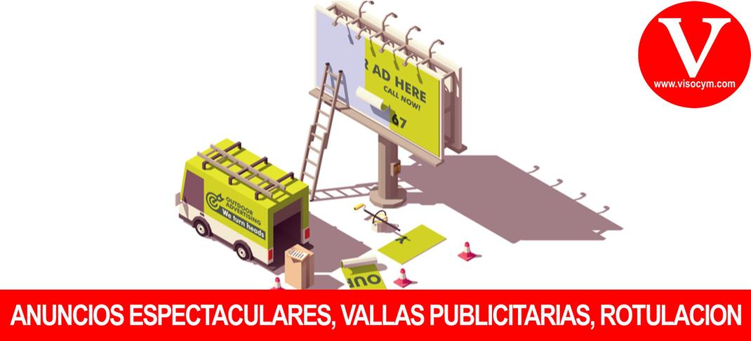 Anuncios Espectaculares Vallas Publicitarias Rotulacion Vehicular