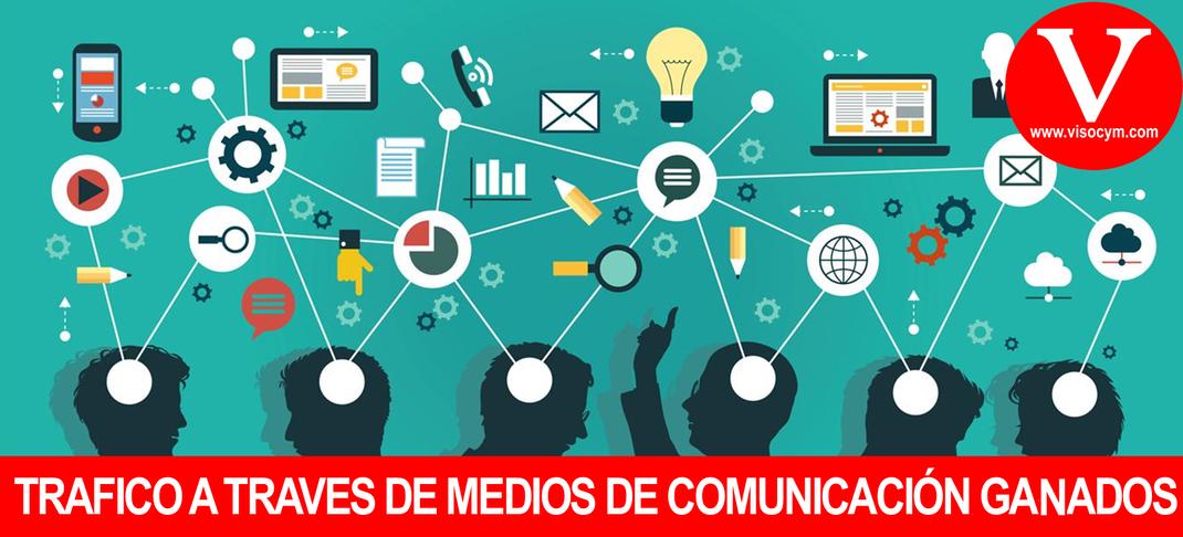 TRAFICO A TRAVES DE MEDIOS DE COMUNICACIÓN PAGADOS