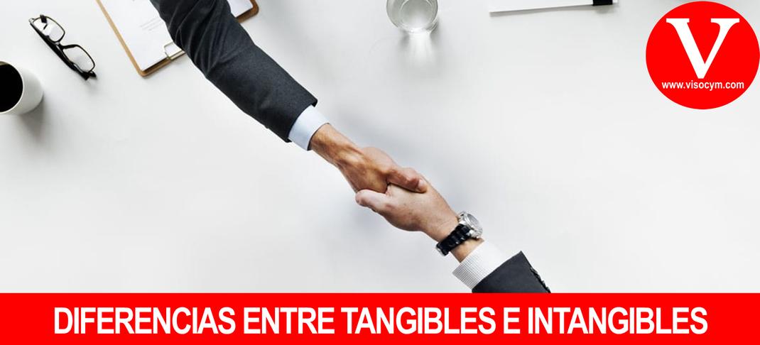 Diferencias entre productos y servicios tangibles e intangibles
