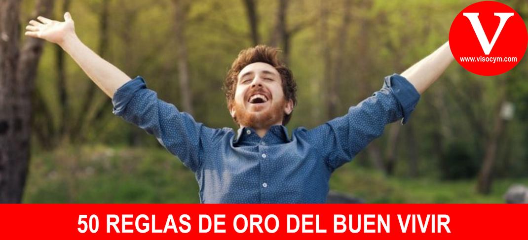 50 REGLAS DE ORO DEL BUEN VIVIR