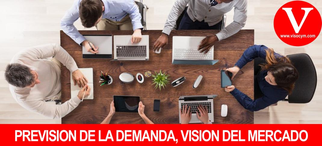 PREVISION DE LA DEMANDA, VISION DEL MERCADO