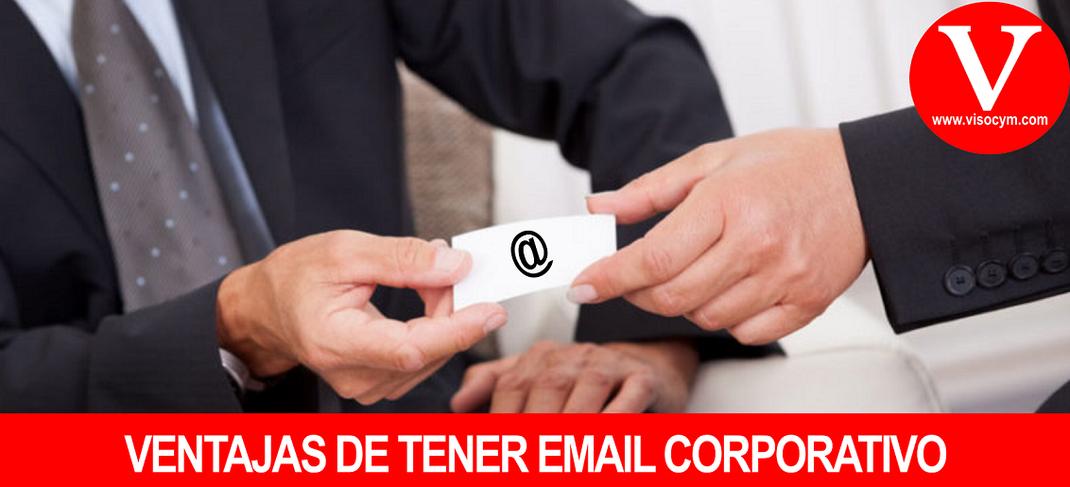 Ventajas de tener correo electrónico corporativo y no generico