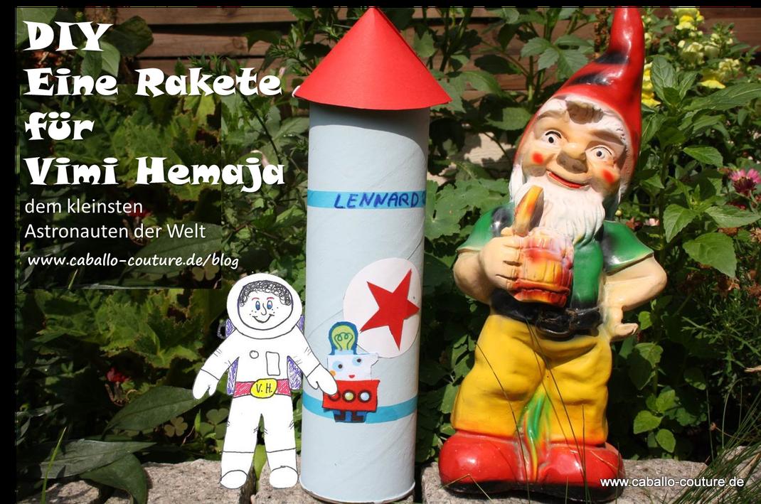 Eine Rakete Fur Vimi Hemaja Caballo Coutures Erinnerungsstucke An