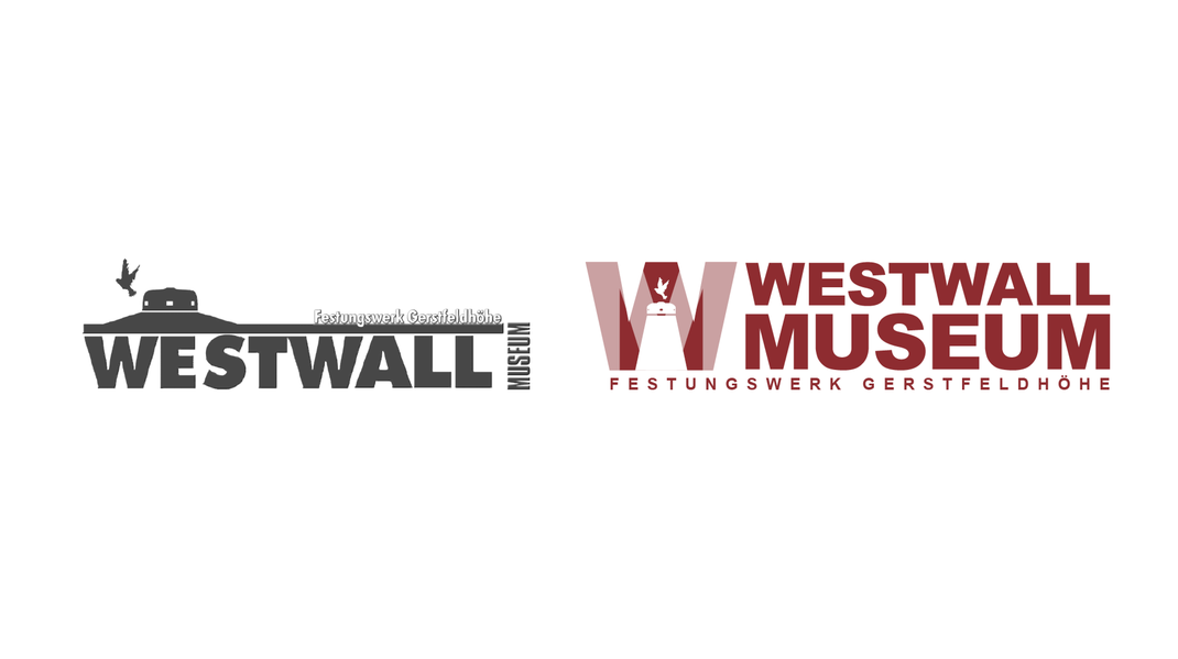 Logo Redesign für das Westwall Museum Gerstfeldhöhe