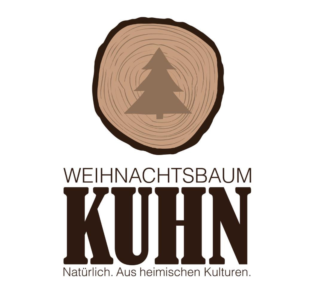 Logo und Ci Entwicklung für Weihnachtsbaum Kuhn
