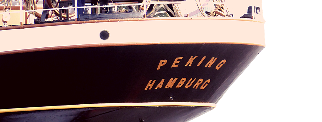 peking hamburg, segelschiff, hamborger veermaster, kiez kapitaen, hamburg touren, laeisz reederei hamburg