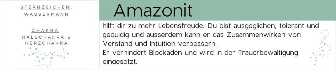 Amazonit Edelstein Armbänder, Malas und Schmuck - Kollektion
