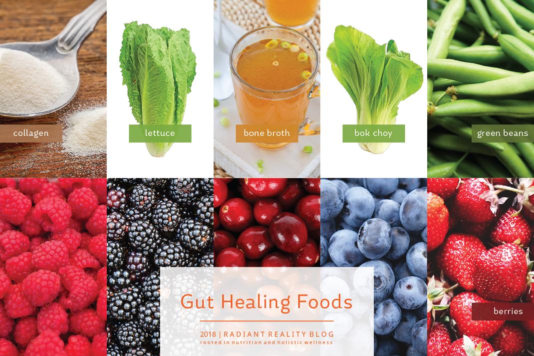 Radiant Reality Blog | SIBO - Gut Healing Foods