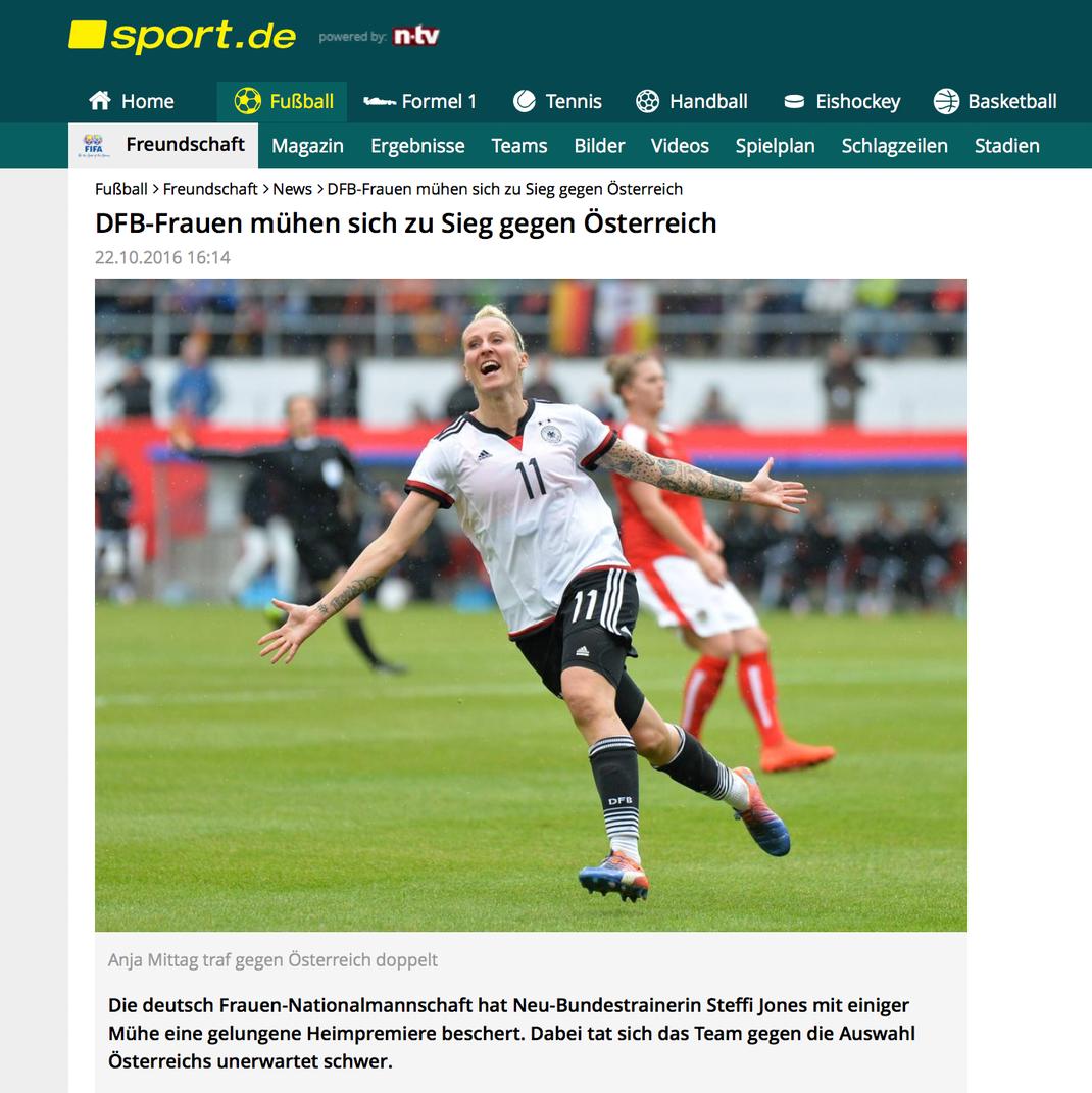sport.de, 22.10.2016