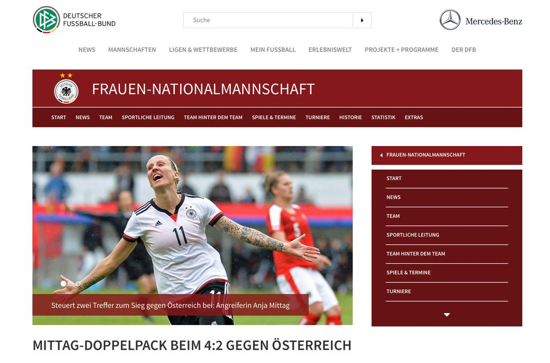 DFB.de, 22.10.2016