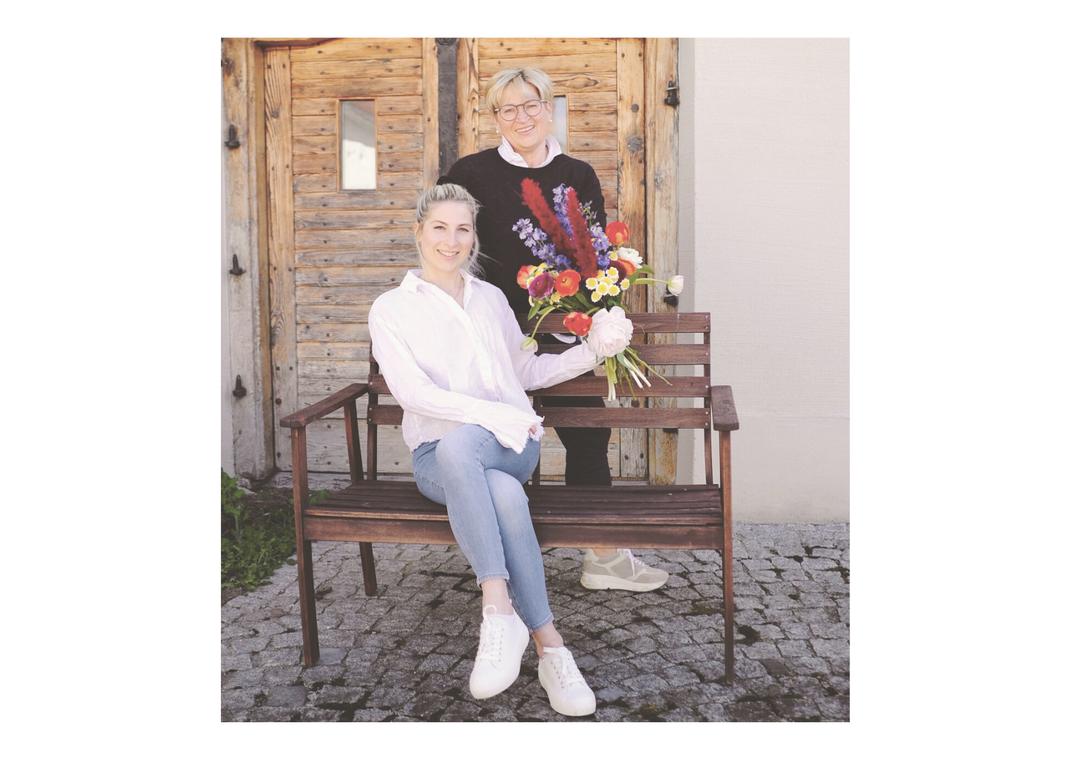 Luise und Christa Renner