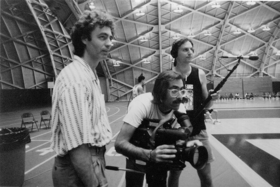 Steve James, Frederick Marx and Peter Gilbert
