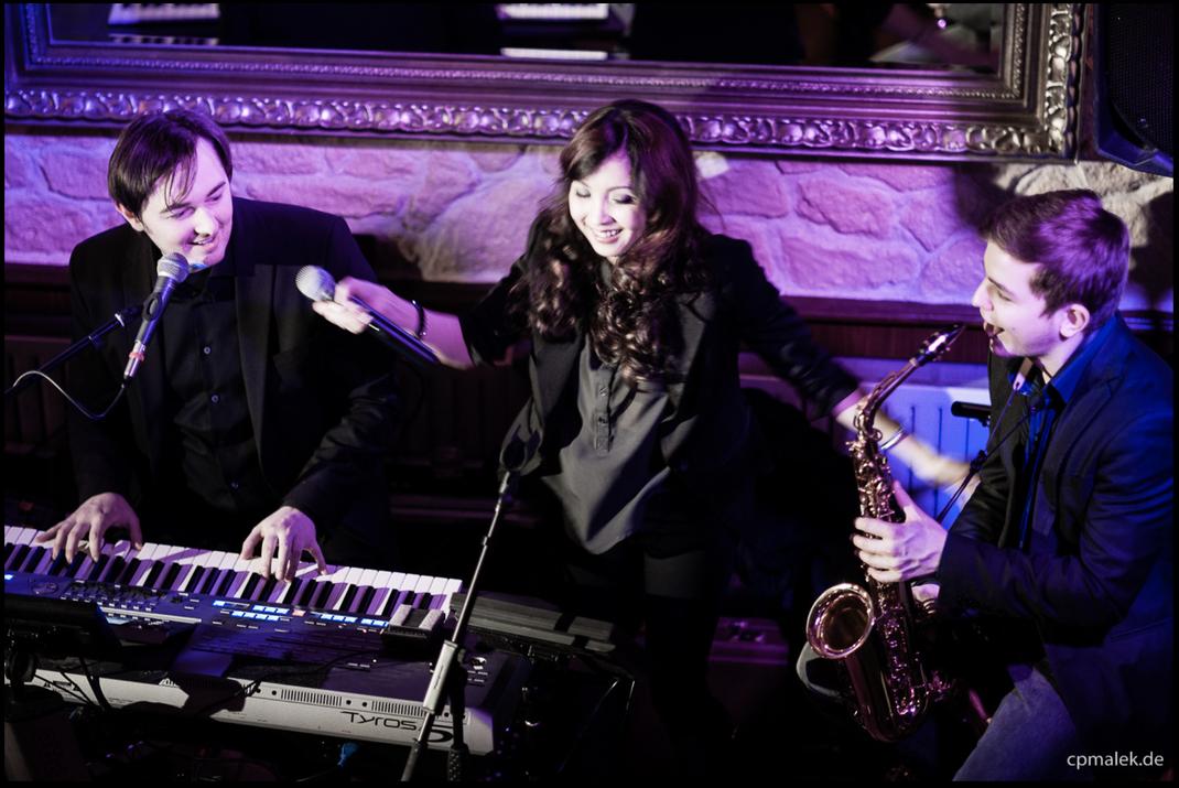 Trio oder Bandbesetzung in Nürnberg - Ab Alleinunterhalter bis Band