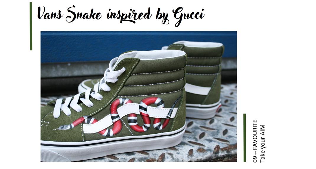 vans schoenen customizen