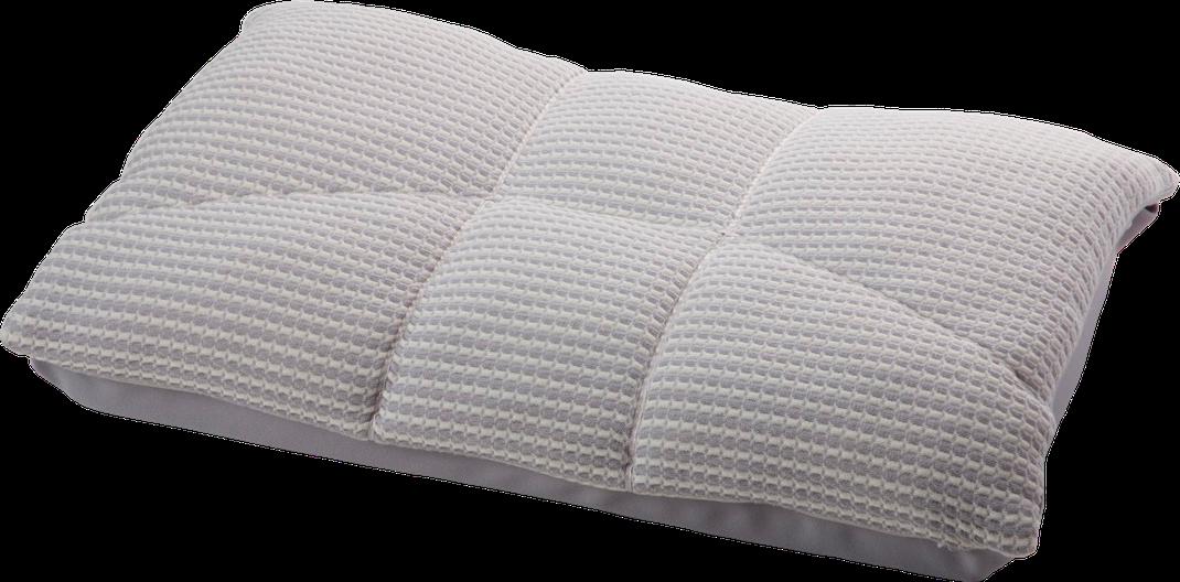 全て日本製のパーツでできたオーダーメイド枕