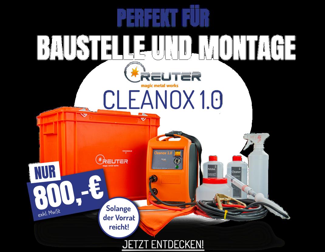 Reuter Cleanox 1.0