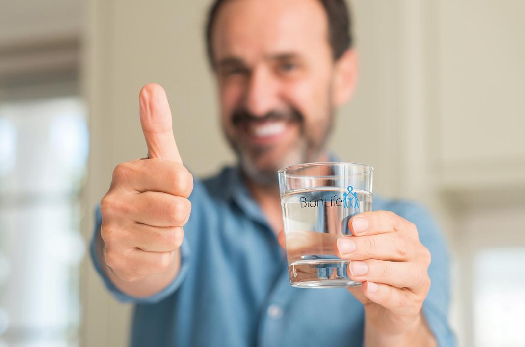 45 Gründe für gesundes Trinken