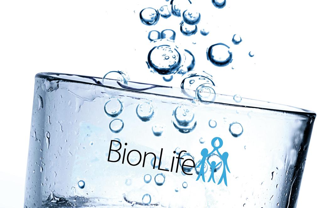BionWater aktivierter Wasserstoff