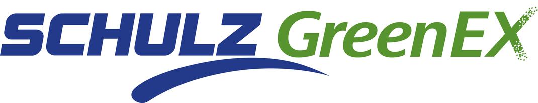 Logo Schulz GreenEx, Entfernung von Grünbefall, Moosen und Flechten, Dachreinigung, Fassadenreinigung,