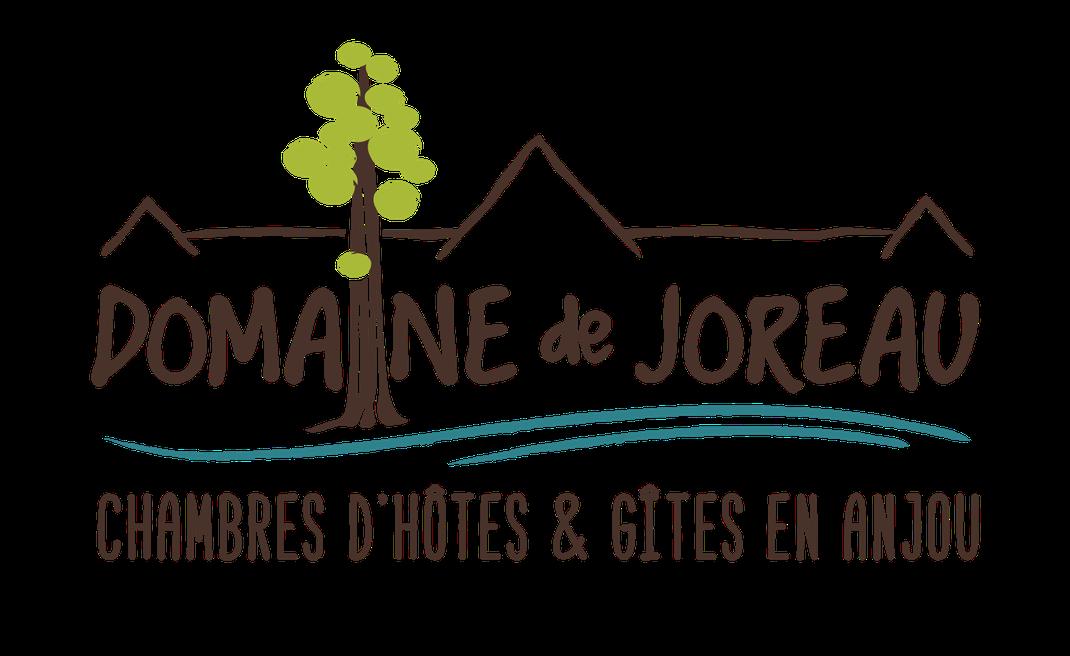 Domaine de joreau - Chambres d'hôtes et gîtes de charme à Gennes, Saumur, Val de Loire