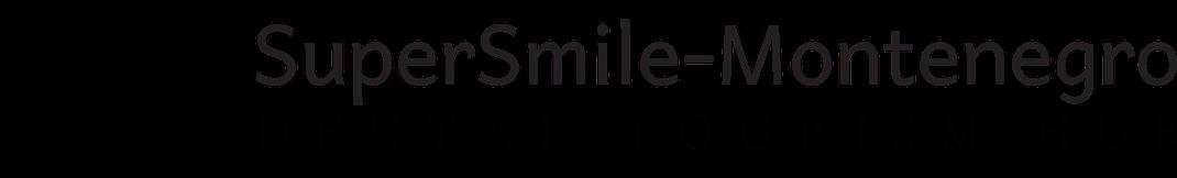 Logo SuperSmile-Montenegro.Dental