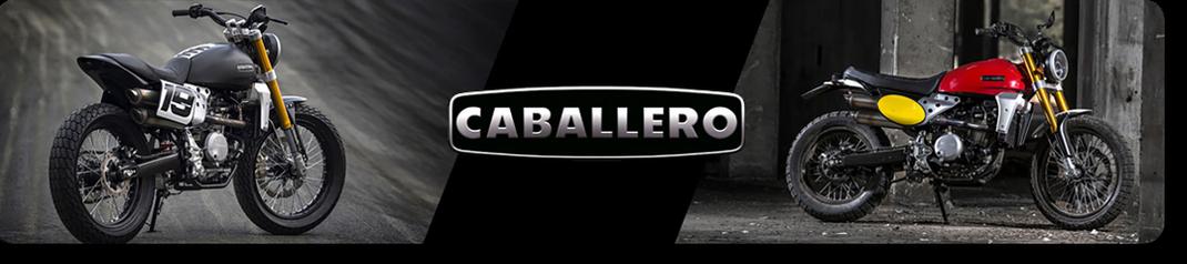 Vertragshändler für die Fantic Motor Caballero 500 und 125 Motorradmodelle