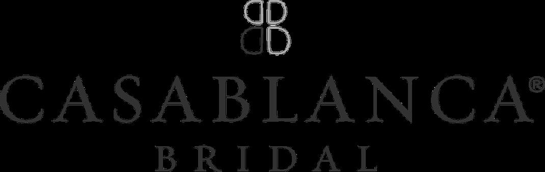 Logo Casablanca Bridal bei Brautmoden Tegernsee