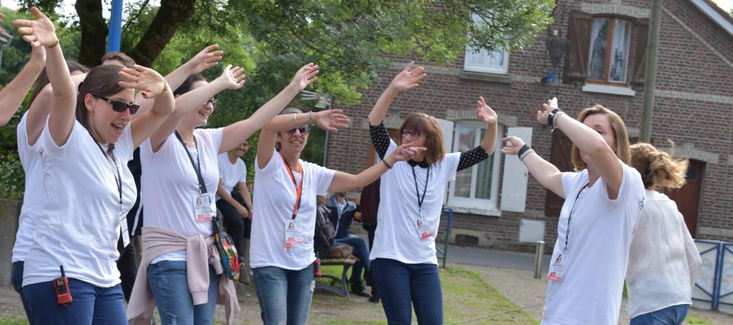 """Le festival """"Frénésies sur Scène"""" est un événement uniquement préparé par des bénévoles !"""