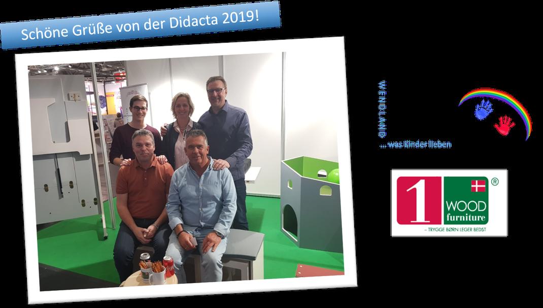 OneWood, One Wood, onewood, Didacta, Köln, Didacta 2019, 2019, Möbel, Messe
