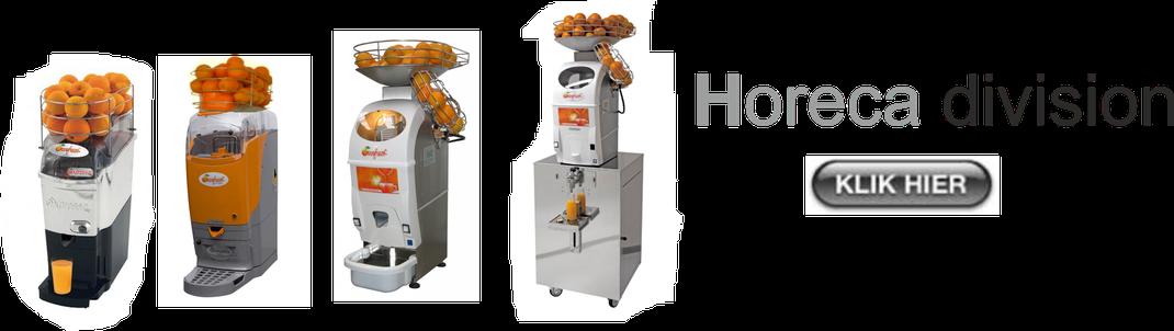 Professionele Sinaasappelpers Oranfresh