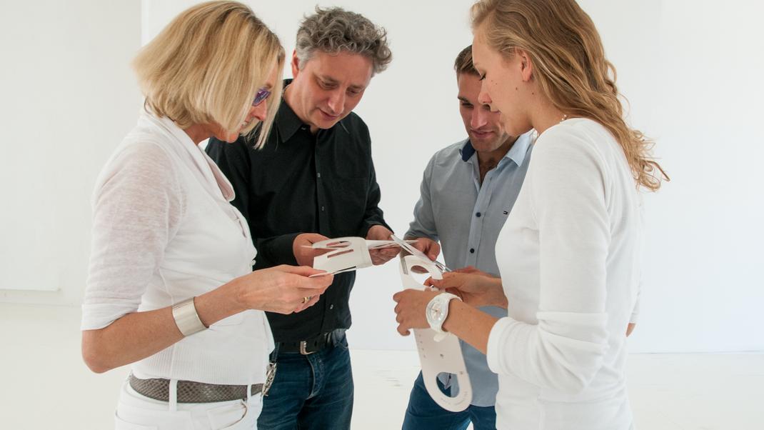 Positionierung Führung für Teams, Personen, Marke und Unternehmen
