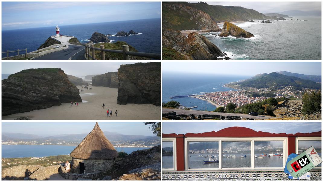 Recorrido por Galicia