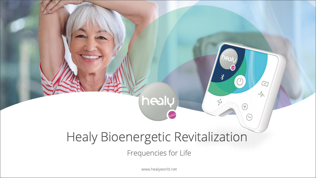 Bioenergetic Revitalization - Heal Advisor APP