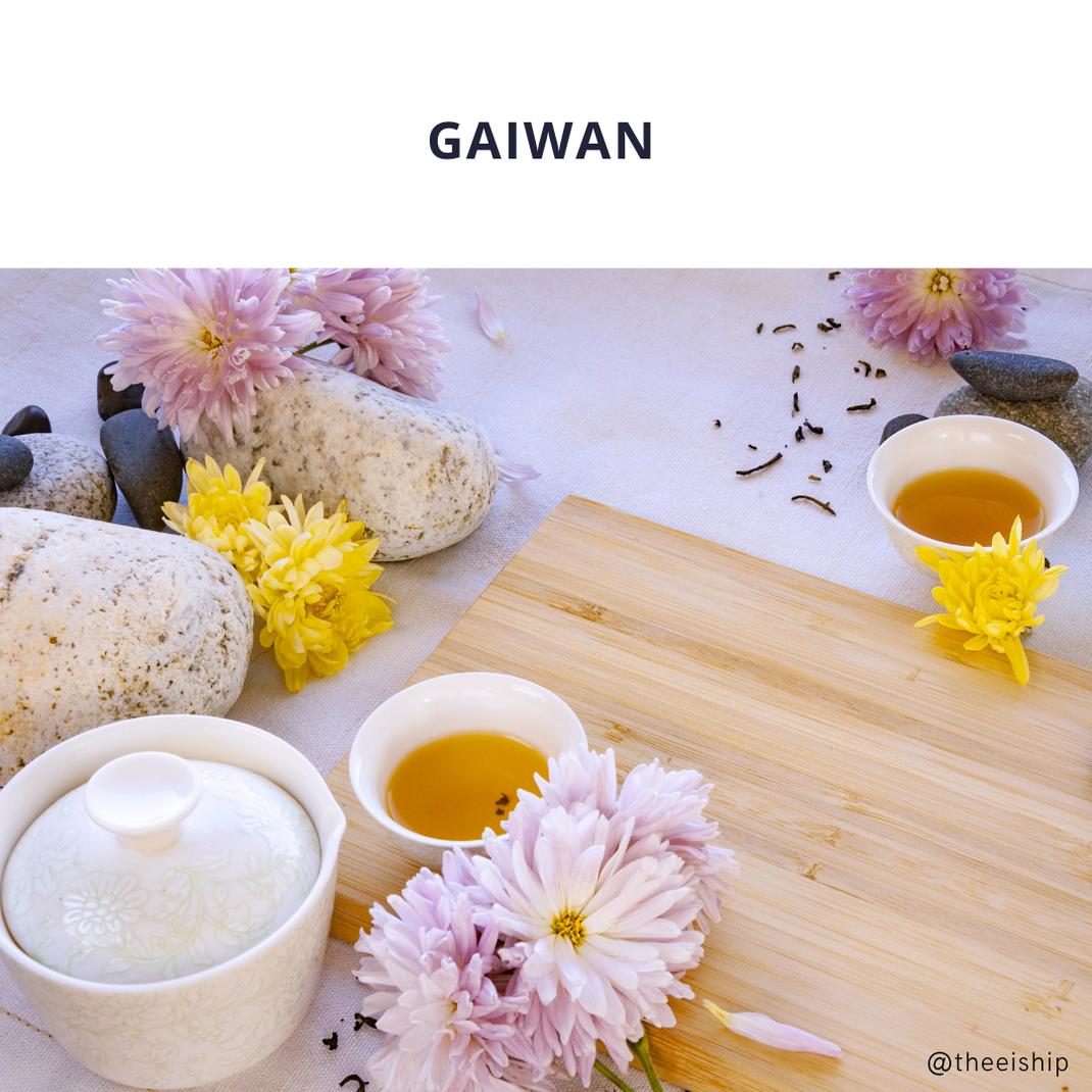 Gebruik een Gaiwan voor het zetten van je Pu-Erh thee. By Thee is Hip!
