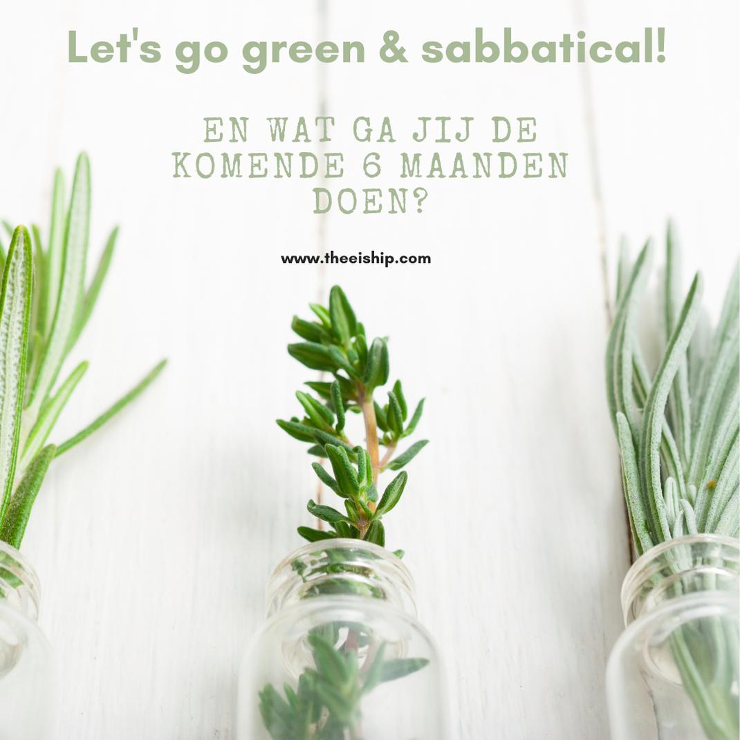 Biologisch en minimalistisch sabbatical toer van Thee is Hip!