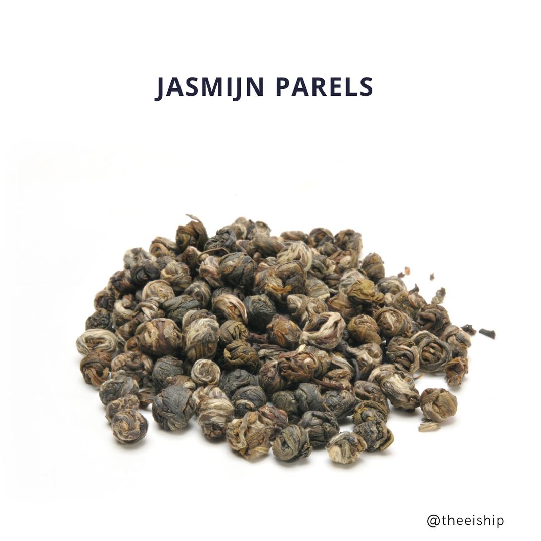 Jasmijn parels. By Thee is Hip!