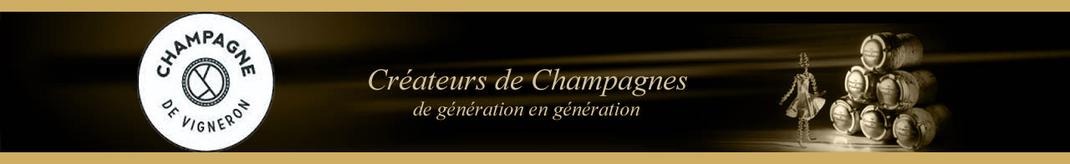 Champagne Benoit HUGOT. Les Champagnes de Vignerons